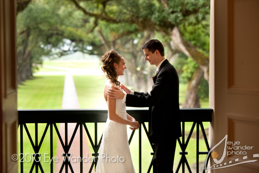 PJ169 Oak Alley Plantation wedding photography | Page & Jonathan wedding 9.25.10