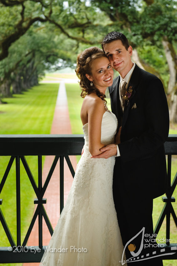 PJ192 Oak Alley Plantation wedding photography | Page & Jonathan wedding 9.25.10