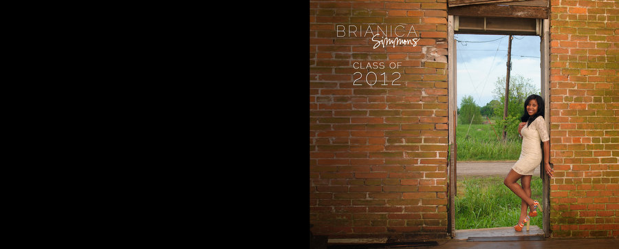 L01 High School senior photographer in Baton Rouge | Brianica class of 2012 album