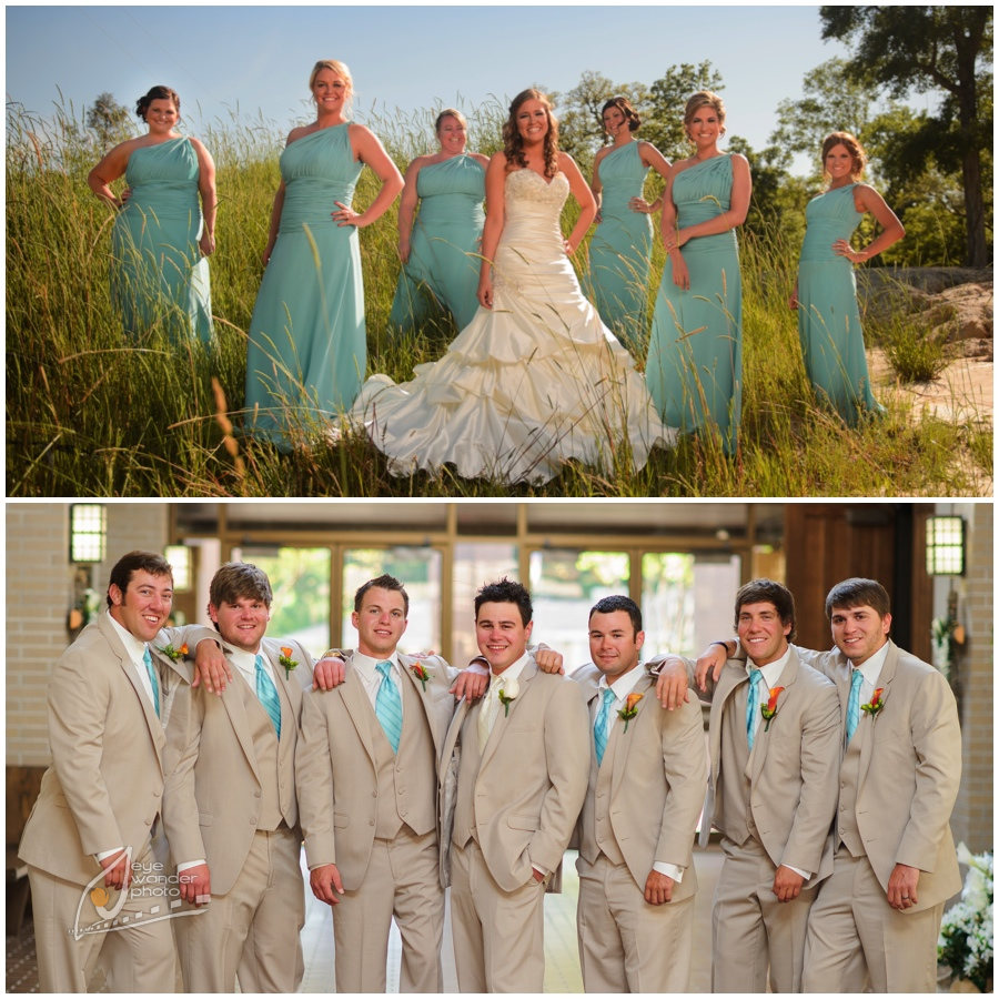 diptic3 Baton Rouge Wedding Photography { Forrest Grove Plantation } Lacey and Dustin 4.12.2013