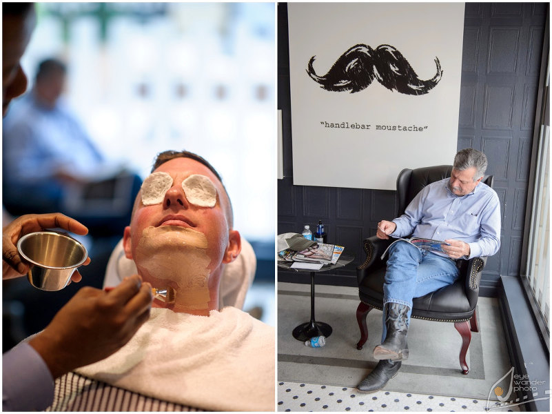Baton Rouge Groom at Art of Shaving