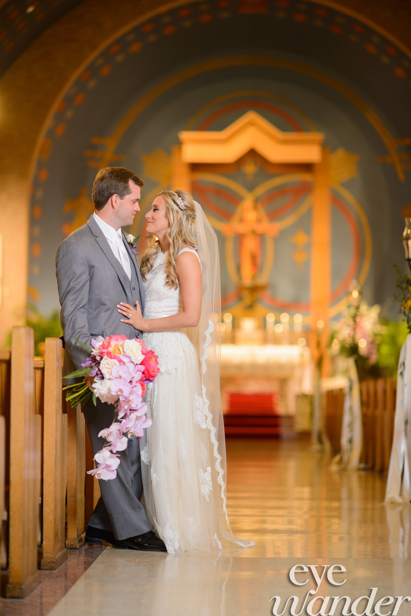 Kandace stabiler and taylor kings wedding st agnes catholic catholic wedding ombrellifo Image collections